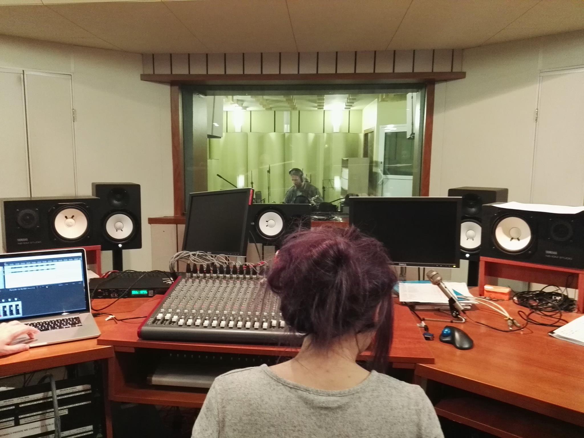 II WIZYTY PLAN RADIO TV Studio nagrańPW