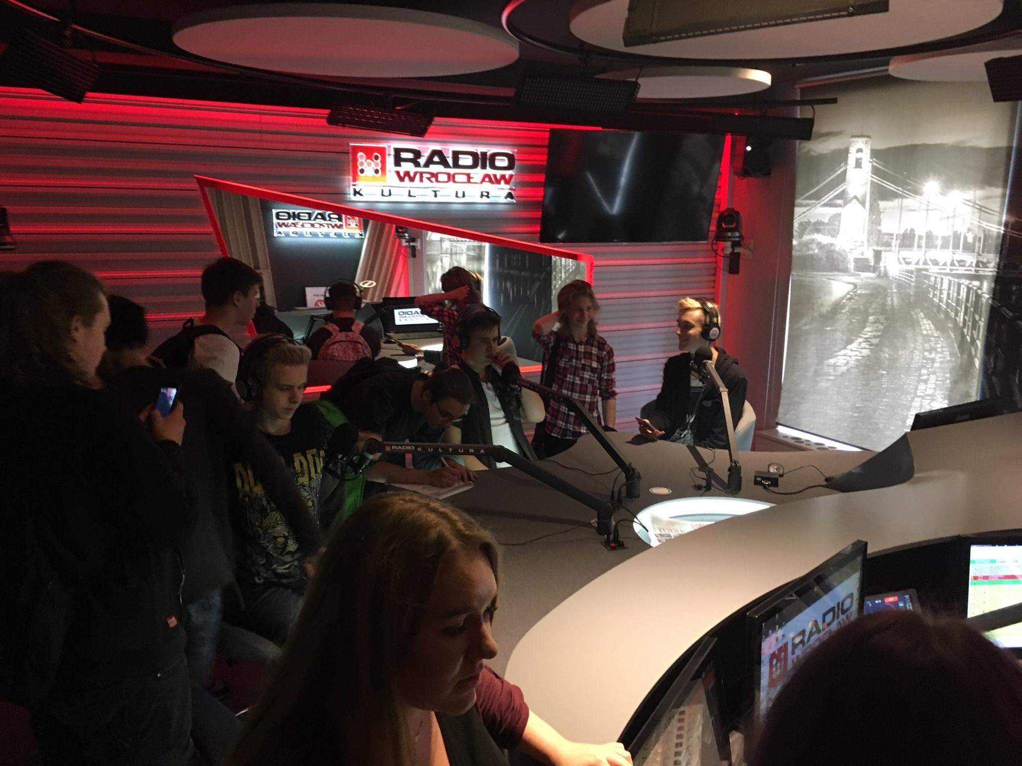 II WIZYTY PLAN RADIO TV Wizyta w Radio