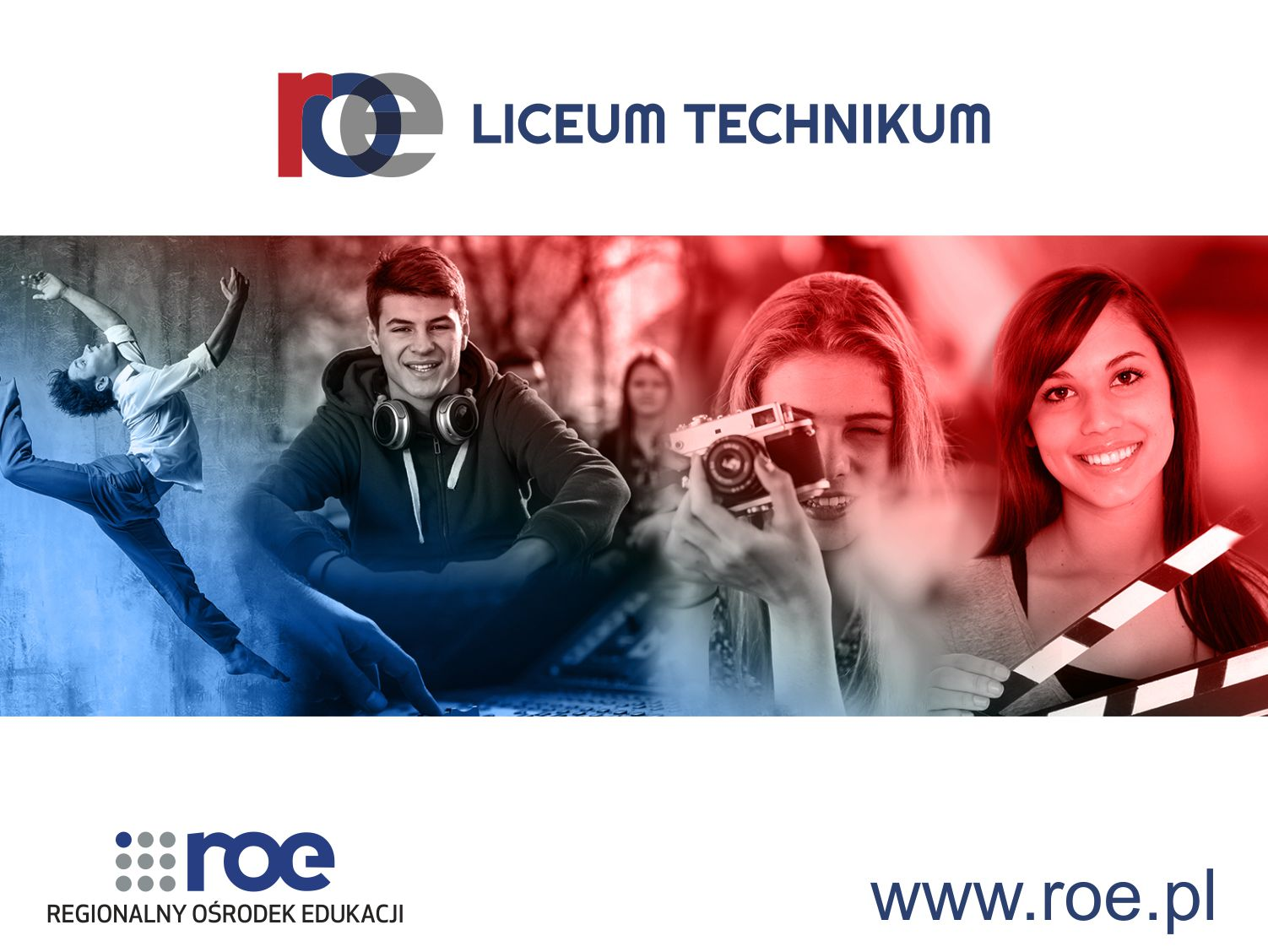 Liceum i Technikum ROE motyw