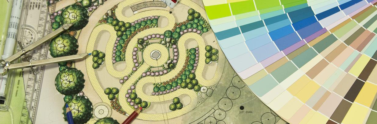 projektowanie zieleni