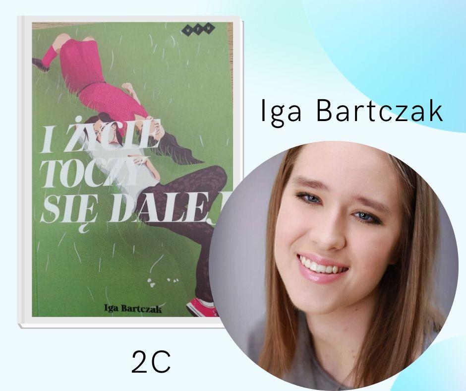 książka Iga Bartczak